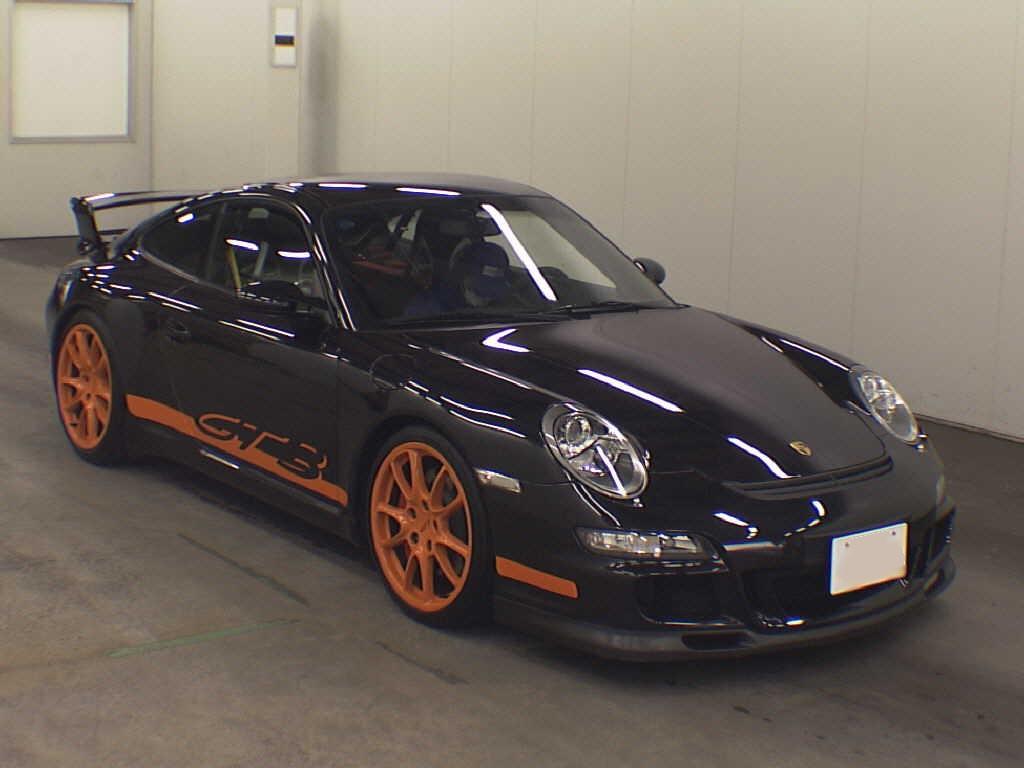 2007 Porsche 911 Gt3 Club Sport At Auction In Japan Japanese Car