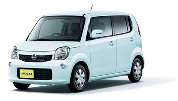 """Nissan's Moco Kei Car Improves """"Idling Stop"""" To Get 27.2 ..."""