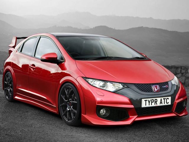 2015 honda civic type r could form the foundation for a new honda cr z japanese car auctions. Black Bedroom Furniture Sets. Home Design Ideas