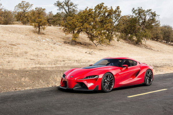 Toyota BMW To Partner On TwoSeat Hybrid Sports Car Japanese - Two seater sports cars