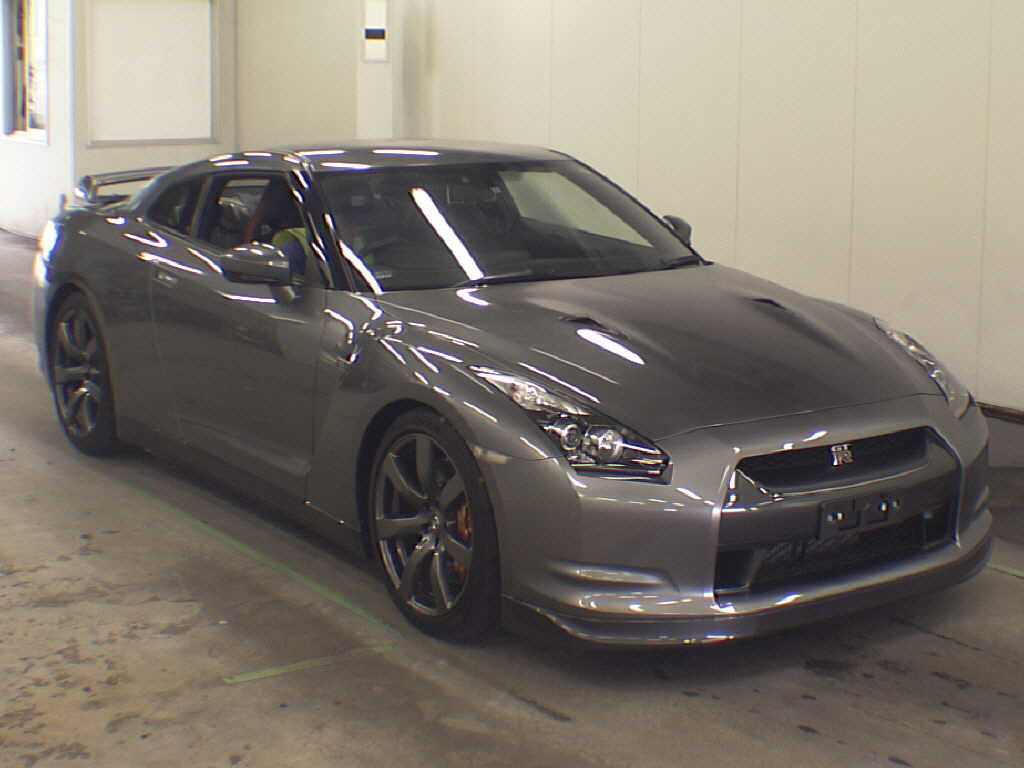 Nissan Gtr R36 >> Japan Car Auction Find - 2009 Nissan GT-R Black Edition - Japanese Car Auctions - Integrity Exports