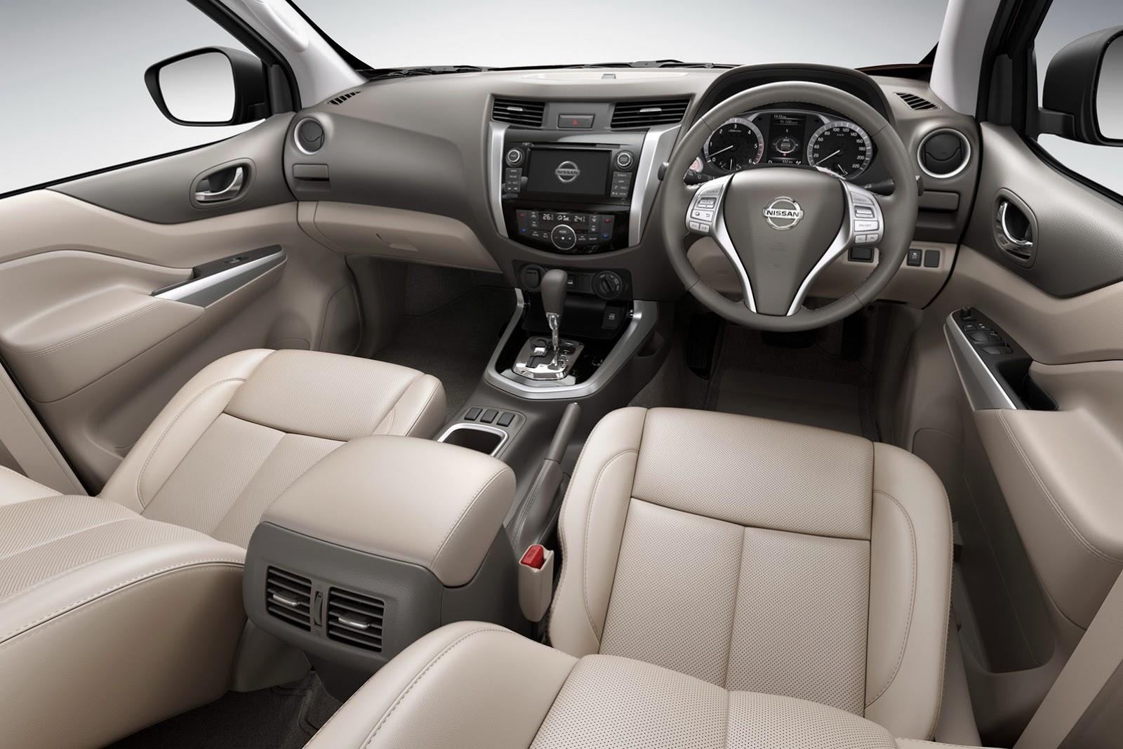 Nissan NP300 Navara Pickup Officially Revealed, w/ Video - Japanese ...
