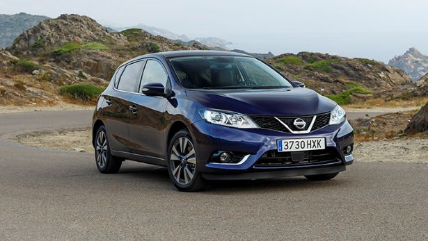 2015 Nissan Pulsar Officially Revealed W Pics Japanese Car