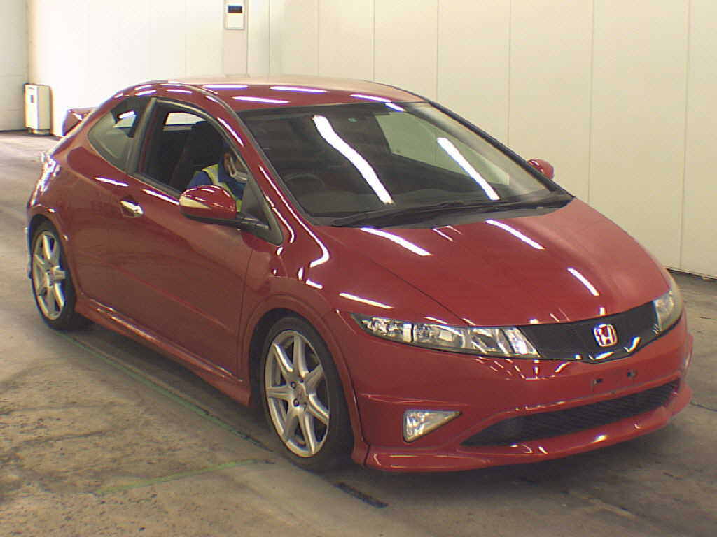 japanese car auction find 2009 honda civic type r euro japanese car auctions integrity exports. Black Bedroom Furniture Sets. Home Design Ideas