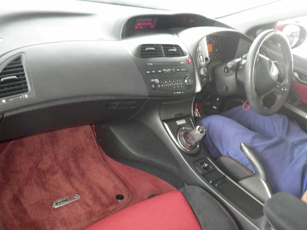 Honda Civic Type R Ep3 Leather Seats Fiat World Test Drive