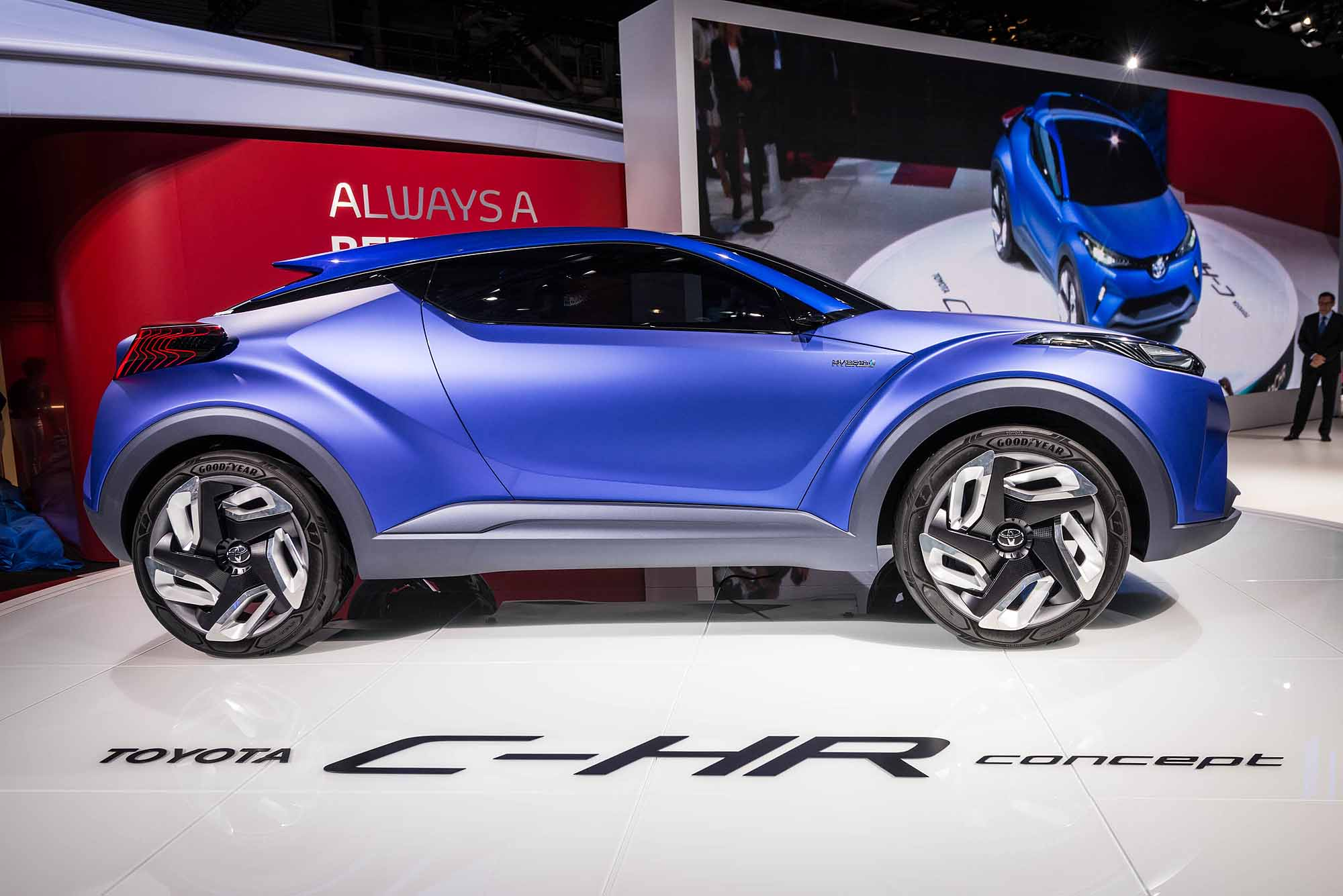 2014 Toyota C HR Concept Profile Japanese Car Auctions