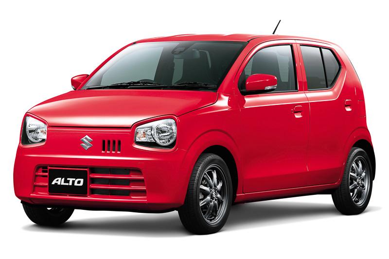 Suzuki Alto Lives on in JDM as a Kei Car - Japanese Car ...