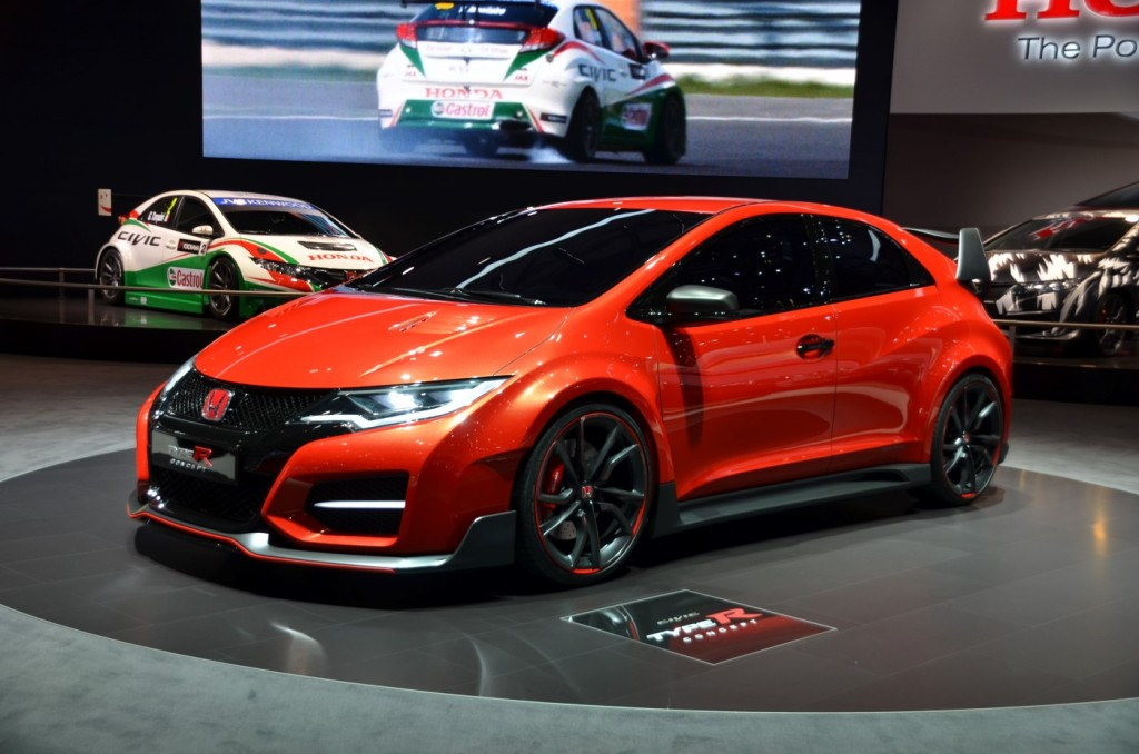 Honda Civic Type R Release Date Usa >> Honda Civic Type R Production Model Coming To Geneva