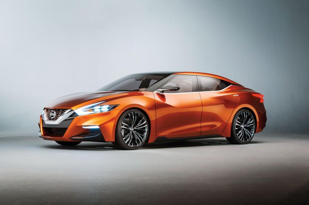 2014 Nissan Sport Sedan Concept 1024×680