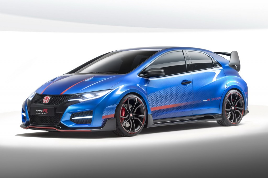 Delicieux Honda Civic Type R Production Model Coming To Geneva Anese