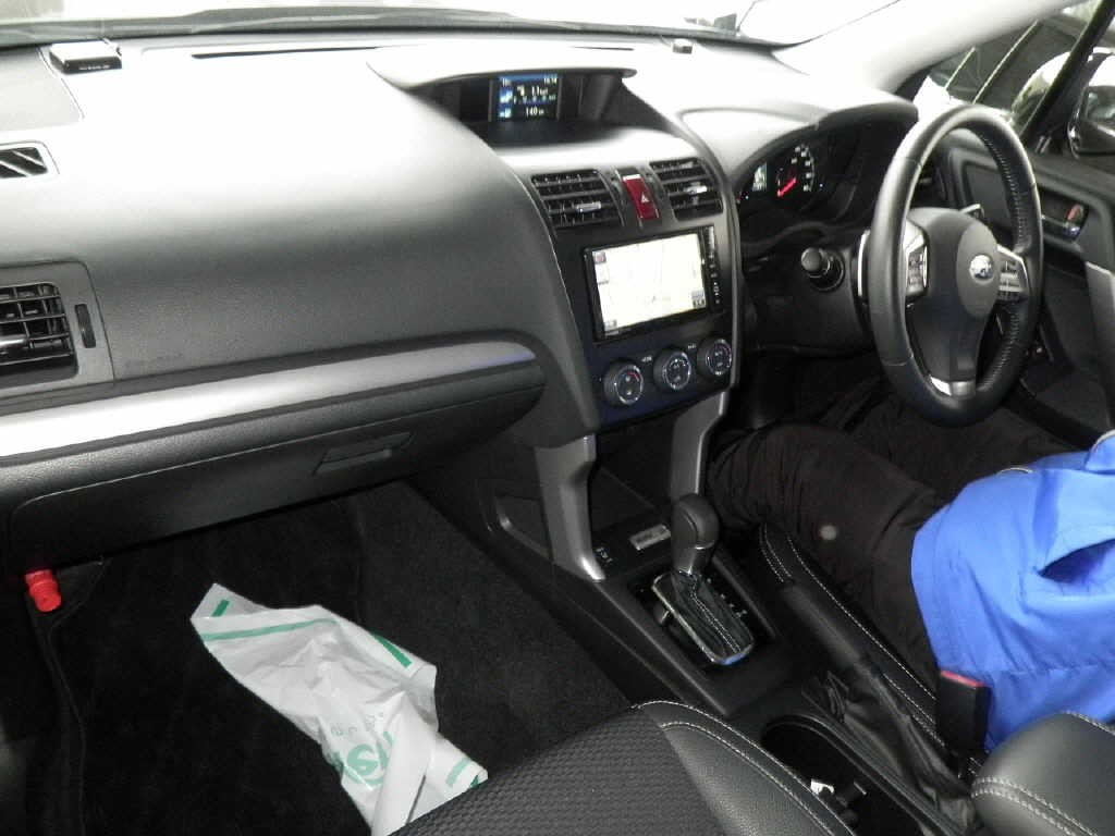 Japanese car auction find 2013 subaru forester 20xt japanese 2013 subaru forester 20xt interior vanachro Image collections