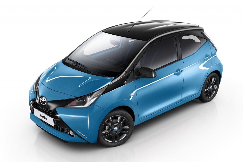 2015 toyota aygo x cite version has us excited japanese car auctions integrity exports. Black Bedroom Furniture Sets. Home Design Ideas
