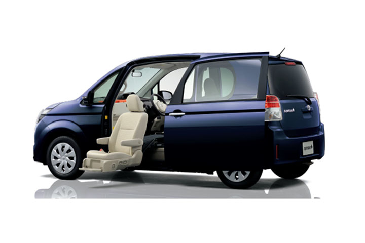 Vehicles for Disabled People - Japanese Car Auctions ...
