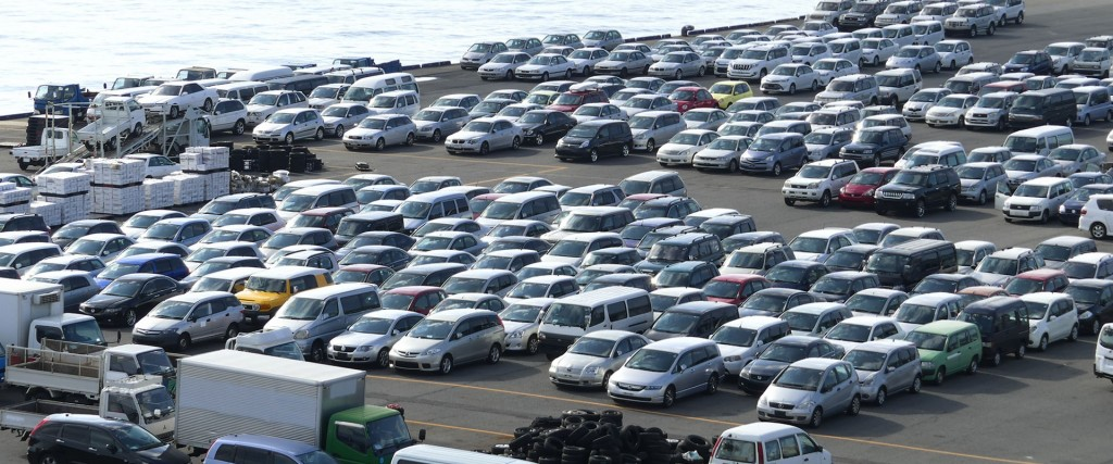 Storage For Cars >> Storage Prior To Shipping Japanese Car Auctions