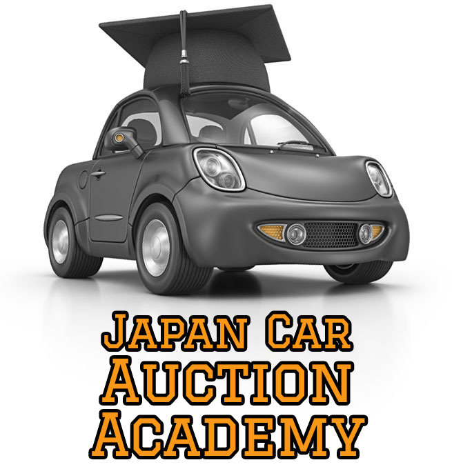 Japan car auction academy