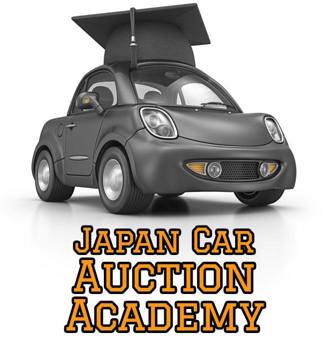 Japan car auction academy