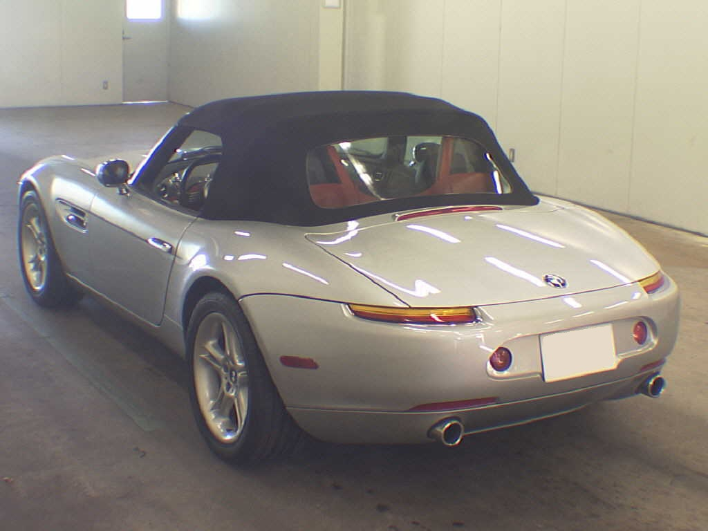 Bmw Z8 At Auction In Japan Japanese Car Auctions Integrity Exports