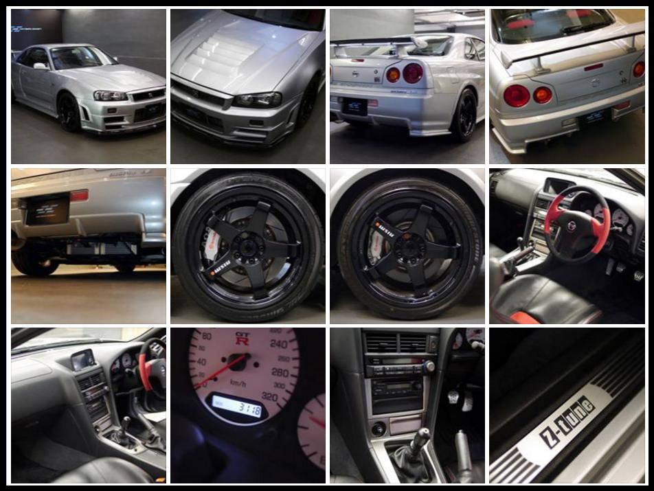 Skyline Gtr R34 For Sale >> Ultra Rare Nissan Skyline Gt R Nismo Z Tune For Sale In Hk