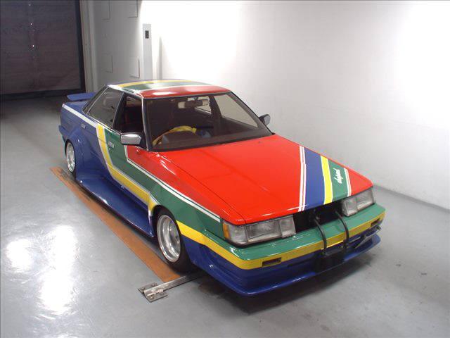 Japan Car Auction Find: 1984 Toyota Mark II - Japanese Car ...